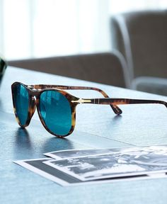 Check out our collection of designer Persol Sunglasses. Browse the latest styles and designs of Persol polarized sunglasses at Solstice Sunglasses. Men Sunglasses Fashion, Mens Fashion Shoes, Cool Glasses, Mens Glasses, Sun With Sunglasses, Men's Sunglasses, Fashion Watches, Eyeglasses, Eyewear