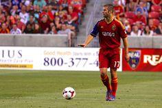 Real Salt Lake vs Portland Timbers • Open Cup 8-7-2013. RSL defeats Portland 2-1. Chris Wingert (17)