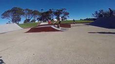 Stockton Skatepark (Newcastle, NSW Australia) #skatepark #skate #skateboarding #skatinit #skateparkreview