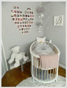 corazón fotos bebé - copia