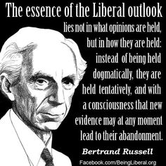 Bertrand Russell -- read his books ...
