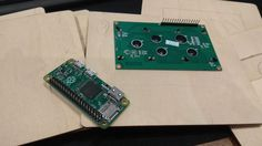 Raspberry Pi Custom 20x4 case