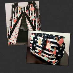 Car seat canopy and matching diaper bag  Amazing for some babieshttp://www.travelsystemsprams.com/