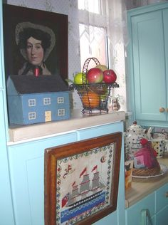 Little Welsh Quilts and other Traditions: The Colour of Heaven