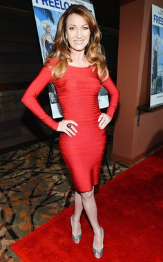 "Jane Seymour, 61, arrives to the premiere of ""Freeloaders"" in LA"