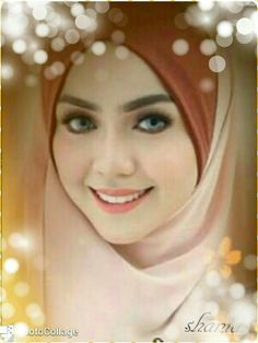 PRETTY MUSLIMAH Beautiful Hijab, Simply Beautiful, Gorgeous Women, Muslim Girls, Muslim Women, Girls Dp, Cute Girls, Hijab Niqab, Lovely Eyes