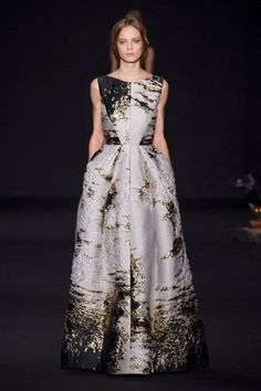 Alberta Ferrei @ Milan Fashion Week winter 2014-15