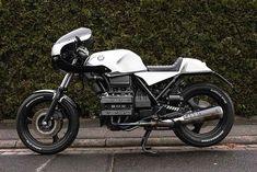Bmw Cafe Racer, Inazuma Cafe Racer, Cafe Bike, Cafe Racers, Cafe Racer Magazine, Scrambler Motorcycle, Bmw Motorcycles, Custom Cycles, Custom Bikes