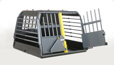 Variocage. The only Crash Tested Dog Cage in the World. Safe Pet Travel.