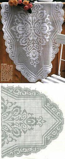 stylowi.pl Maryla125 1029819 szydelko-i-druty---wzory--obrusy-serwety-koronki strona 9