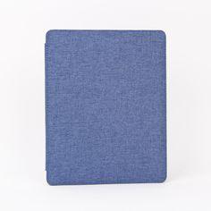 front, blue