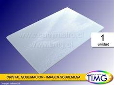 Otro cristal sublimable que ha repuesto stock es el ML30. rectangular de alta popularidad para diseños y presentaciones http://www.suministro.cl/product_p/1063020018.htm