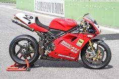 Ducati 955 racing