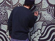 + SAGE + (eyeformation) Tags: art mural markers posca largedrawing eyeformation giantart