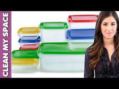 Comment retirer les taches et chasser les mauvaises odeurs des contenants de plastique! - Trucs et Astuces - Des trucs et des astuces pour améliorer votre vie de tous les jours - Trucs et Bricolages - Fallait y penser !