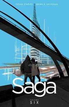 Saga Vol. 6 by Brian K. Vaughan (Image Comics)