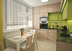 Rekonstrukce panelákové kuchyně | AŤÁK DESIGN