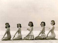 Bathing Beauties ♥ 1940's