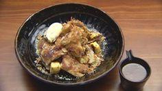 Pineapple Roti with Lemongrass Ice Cream and Chilli Caramel