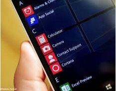 UNIVERSO PARALLELO: Nuova Versione App Fotocamera Smartphone Lumia Win...
