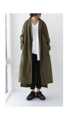 Japanese Fashion Street Casual, Cool Outfits, Fashion Outfits, Womens Fashion, Fashion Silhouette, Work Jackets, Cool Style, My Style, Minimal Outfit