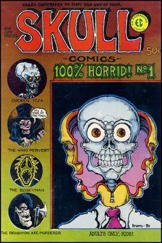 1970 - Skull Comics