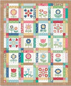 Download Calico Days Free Pattern