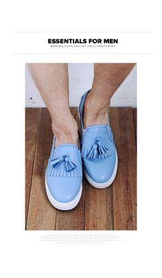 タッセルポイントフラットスリッポンシューズ・全3色シューズ・靴スニーカー通販 | メンズファッション 通販サイト【ディーホリックメンズ DHOLIC MEN'S】
