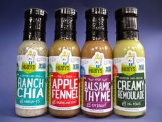 New from Hilary's Eat Well is their line of Vegan Salad Dressings. I've been eating more salads lately, so I'm excited to try something n. Vegan Store, Milk And Eggs, Grocery Coupons, How To Cook Eggs, Food Labels, Printable Coupons, Plant Based Diet, Food Allergies, Whole Food Recipes