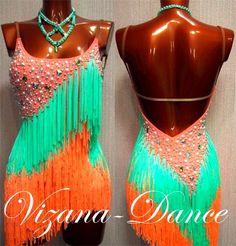 Платье латина Юн-2 Прокат-450 грн.