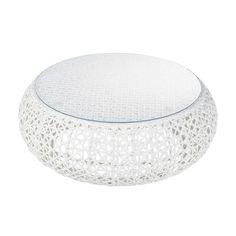 Miroir rond aissa maisons du monde pinterest for Petite table ronde blanche
