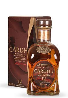 Whisky Cardhu, Single Malt Scotch, 12 ani (0.7L) - SmartDrinks.ro