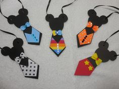 Fiesta Mickey Mouse, Mickey Mouse Clubhouse Party, Mickey Mouse Birthday, Mickey Minnie Mouse, Dog Hair Bows, Dog Bows, Mickey Decorations, Dog Closet, Inexpensive Christmas Gifts