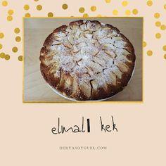#elmalıkek #kektarifleri Stevia, Pie, Desserts, Food, Torte, Tailgate Desserts, Cake, Deserts, Fruit Cakes