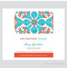 Business Card Design-Custom Business Card