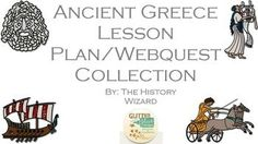 The following eight great webquests and worksheets are included in the Ancient Greece Lesson Plan/Webquest Collection: Ancient Greek Webquest Greek Mythology Webquest for Kids Ancient Greek Webquest (Student Friendly Website) Ancient Greek Spy Report Hippocrates and Hippocratic Oath Worksheet The Battle of Marathon Worksheet The Death of Alexander the Great Primary Source Worksheet The Suicide of Socrates Primary Source Worksheet  Please check out the following Ancient Civilization Lesson…