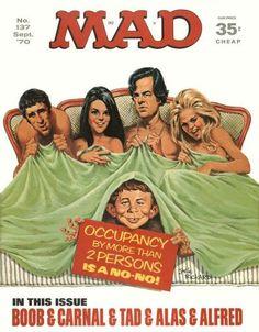 The Mad Magazine Books | Mad magazine 137.jpg