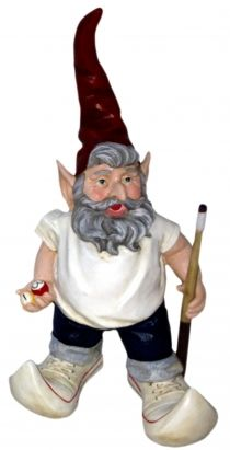 http://www.efairies.com/store/pc/Pool-Shark-Gnome-241p8442.htm  Price $34.95