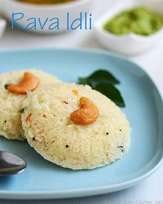 rava-idli+recipe by Raks anand, via Flickr