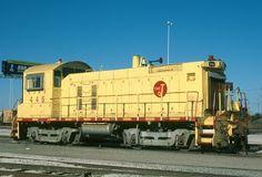 David L. Miller Photography Roster Train Locomotive Slide Shot