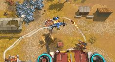 AirMech Arena Closed Beta Starts July 23rd