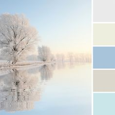 It's a winter wonderland – color inspiration and a contest! – Home Trends Magazine … - Christmas Home Decorations