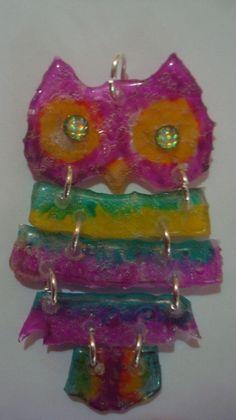 buho ¿cristal de murano o no?? Birthday Candles, Jewelry, Murano Glass, Vintage Style, Crystals, Hand Made, Jewlery, Jewerly, Schmuck