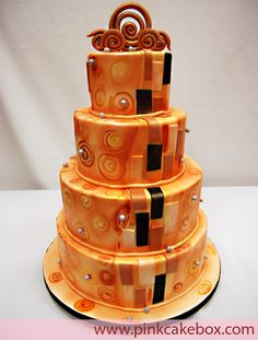 All Wedding Cakes - Custom created for your special day! » Pink Cake Box Custom Cakes & more page 6