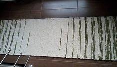 evitta66 / Koberček so zelenou bordúrou na koncoch Shag Rug, Rugs, Home Decor, Shaggy Rug, Farmhouse Rugs, Decoration Home, Room Decor, Blankets, Home Interior Design