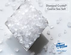 Salt is an important ingredient in baking and cooking. Make sure you stock up on Diamond Crystal® Food Salt! #DiamondCrystalSalt