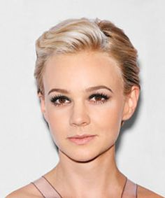 When I decide to go short again, this pixie cut is so polished.