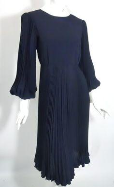 60s dress vintage dress teal traina