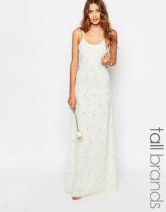 ea9de3f364 Maya Tall 2 All Over Embellished Cami Maxi Dress