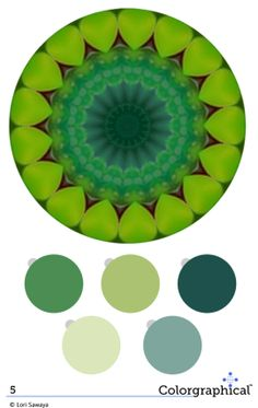 Color Inspiration 5 featuring Sherwin Williams from Swatch Right